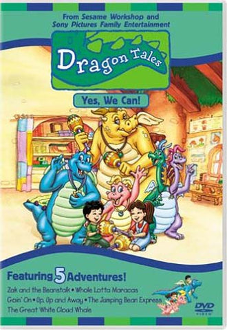 Dragon Tales - Yes, We Can! DVD Movie