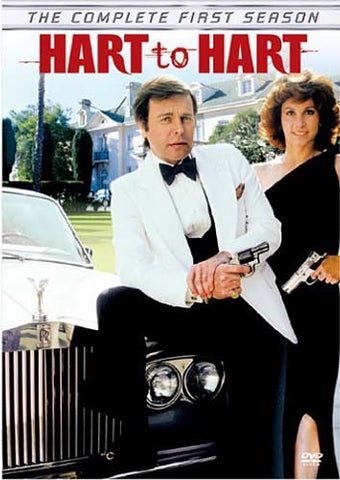 Hart to Hart - The Complete First Season (1st) (Tin Packing) (Boxset) DVD Movie