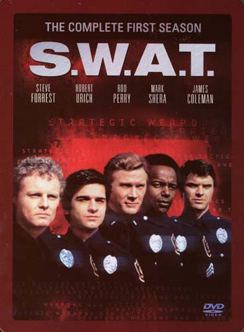 S.W.A.T. - The Complete First Season (1st) (Exclusive Tin Packing) (Boxset) DVD Movie