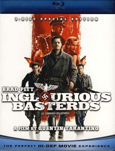 Inglourious Basterds (2-Disc Special Edition) (Blu-ray) BLU-RAY Movie