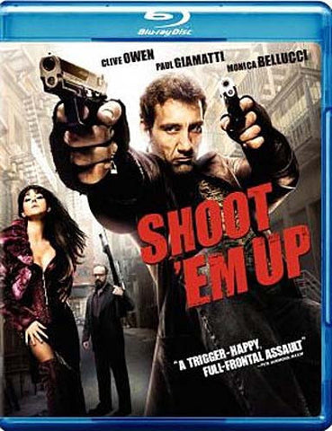 ShootEm Up (Blu-ray) (Alliance) BLU-RAY Movie