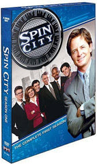 Spin City - The Complete First (1st) Season (Boxset)