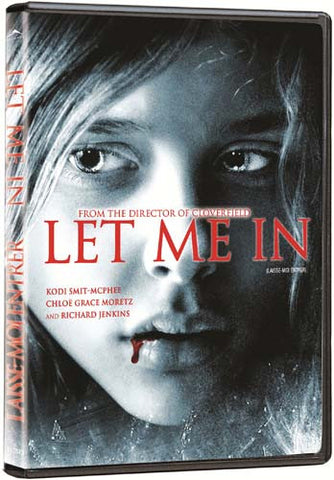 Let Me In DVD Movie