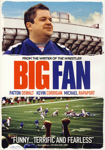 Big Fan DVD Movie