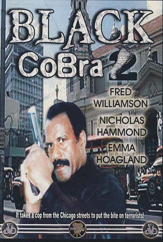 Black Cobra 2 DVD Movie