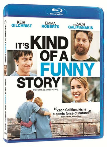 It s Kind of a Funny Story (Bilingual) (Blu-ray) BLU-RAY Movie