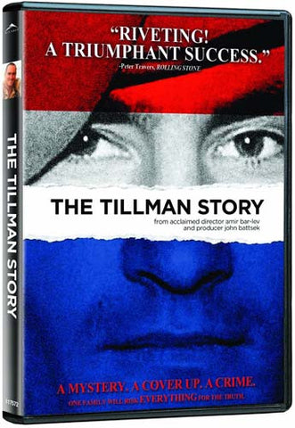 The Tillman Story DVD Movie