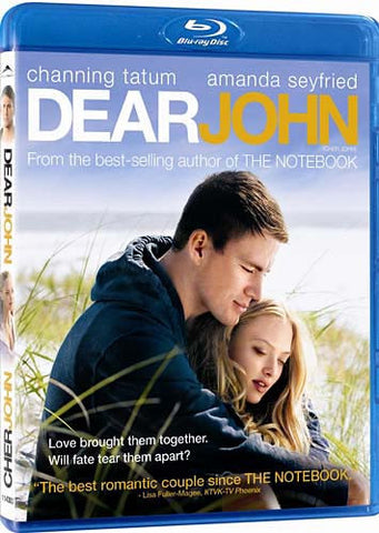 Dear John (bilingual) (Blu-ray) BLU-RAY Movie