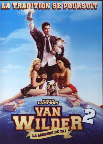 National Lampoon - Van Wilder 2 - La Legende De Taj DVD Movie