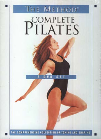The Method - Complete Pilates (Boxset) DVD Movie