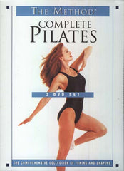 The Method - Complete Pilates (Boxset)