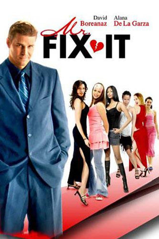Mr. Fix It DVD Movie