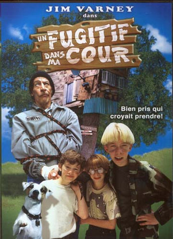 Un Fugitif Dans Ma Cour DVD Movie