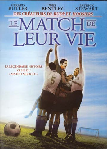 Le Match De Leur Vie DVD Movie