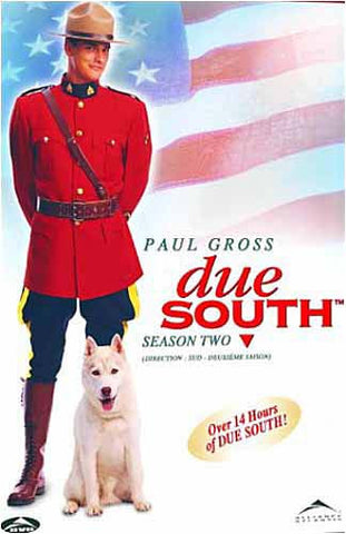 Due South - Season 2 (Boxset) DVD Movie