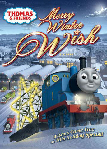 Thomas And Friends - Merry Winter Wish DVD Movie