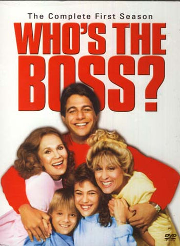 Who's the Boss - The Complete First Season (1st) (Boxset) DVD Movie
