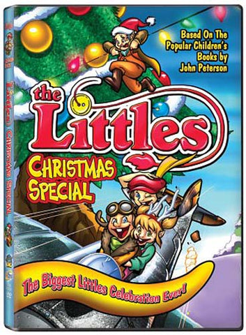 The Littles - Christmas Special DVD Movie
