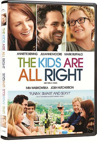The Kids Are All Right (Bilingual) DVD Movie