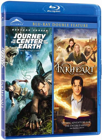 Inkheart/Journey To The Center Of The Earth (Blu-Ray Double Feature) (Blu-ray) BLU-RAY Movie