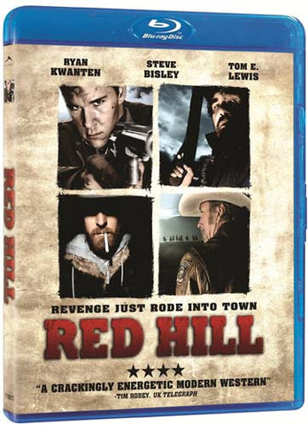 Red Hill (Blu-ray) BLU-RAY Movie