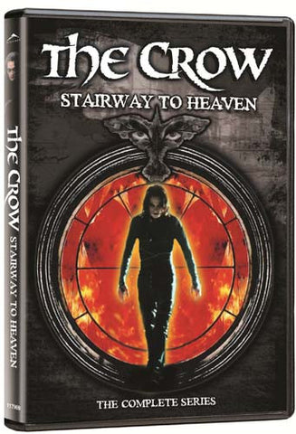 The Crow (Stairway To Heaven) - The Complete Series DVD Movie