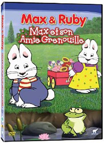 Max & Ruby - Max et son amie grenouille DVD Movie