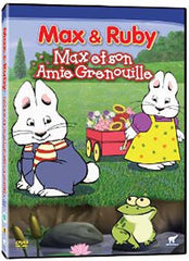 Max & Ruby - Max et son amie grenouille