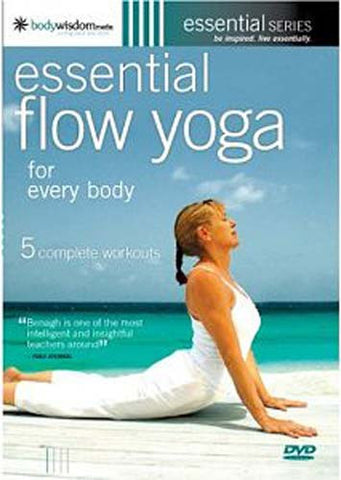 Essential Flow Yoga for Every Body DVD Movie