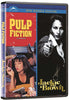Pulp Fiction / Jackie Brown (Double Feature) DVD Movie
