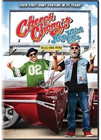 Cheech and Chong s Hey Watch This DVD Movie