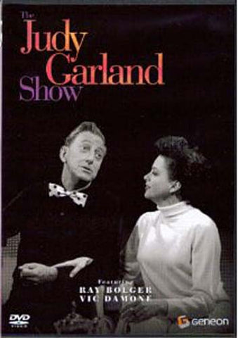 The Judy Garland Show (Featuring Ray Bolger and Vic Damon) DVD Movie