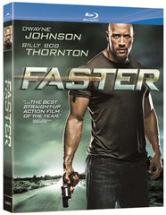 Faster (Blu-ray)(Bilingual)