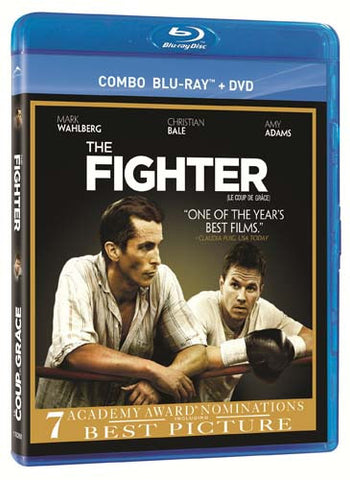 The Fighter (Mark Wahlberg) (DVD+Blu-ray Combo) (Blu-ray) BLU-RAY Movie