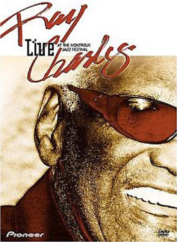 Ray Charles - Live at the Montreux Jazz Festival (With/CD) (Boxset) DVD Movie
