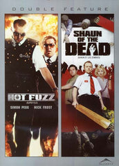 Hot Fuzz/Shaun of the Dead (Double Feature) (Bilingual)