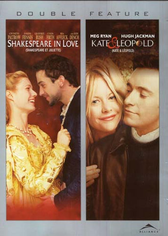 Shakespeare In Love / Kate And Leopold (Double Feature) (Gray Spine) (Bilingual) DVD Movie