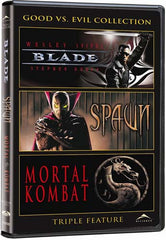 Blade / Spawn / Mortal kombat (Triple Feature)