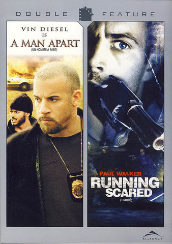 A Man Apart / Running Scared (Double Feature) (Bilingual) DVD Movie