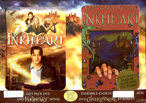Inkheart (With The Inkheart Novel) (Boxset) DVD Movie
