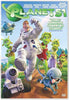 Planet 51 (With The Glow-In-The-Dark Stickers) (Boxset) DVD Movie
