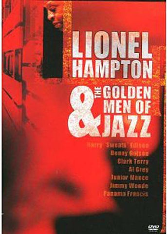 Lionel Hampton And the Golden Men of Jazz DVD Movie