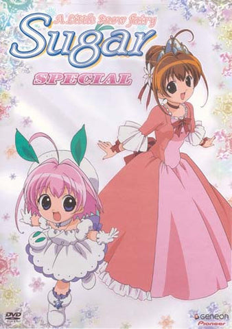 A Little Snow Fairy Sugar - Special DVD Movie