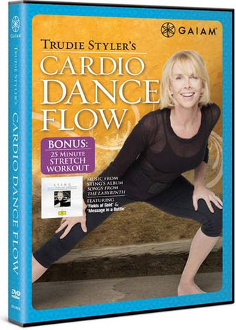 Trudie Styler's Cardio Dance Flow DVD Movie