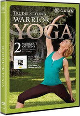 Trudie Styler s Warrior Yoga