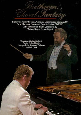 Beethoven - Choral Fantasy DVD Movie