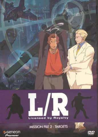 Licensed By Royalty (L/R) - Targets (Mission File 2) DVD Movie