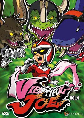 Viewtiful Joe (Vol. 4) DVD Movie