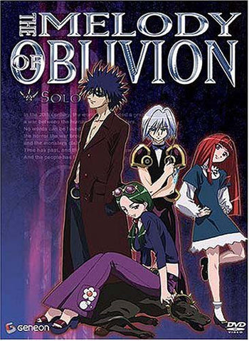 The Melody of Oblivion - Solo (Vol. 4) DVD Movie