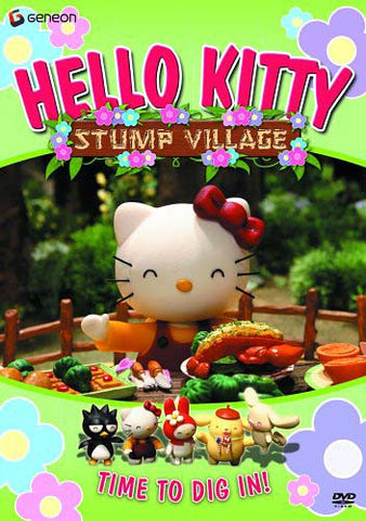 Hello Kitty, Vol 4: Time to Dig In DVD Movie